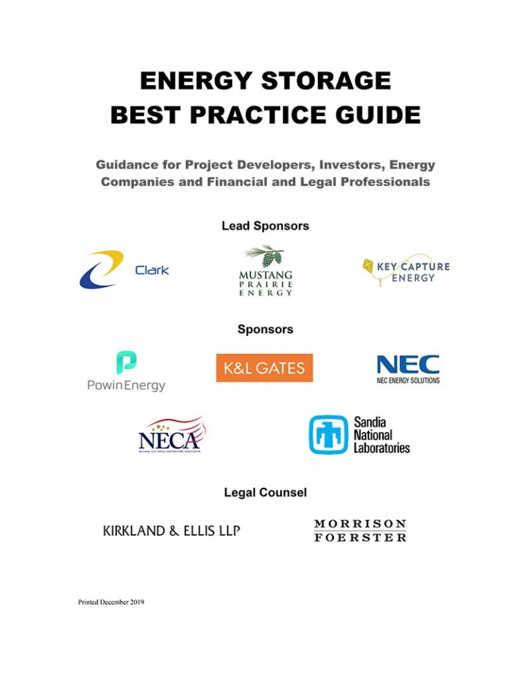 ACES Best Practice Guide